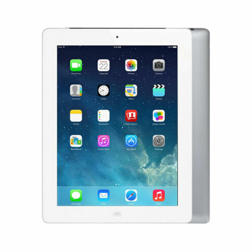 Apple iPad 4th Gen. 32GB, Wi-Fi (Unlocked), 9.7in - White