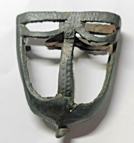 Fragment of the Buterol Sword of the 10 -11 Century