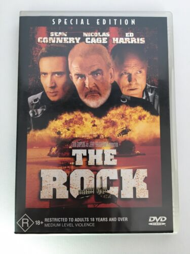The Rock Special Edition
