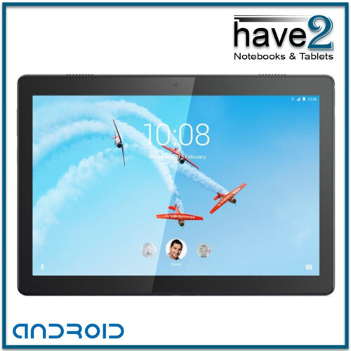 """LENOVO Tab M10: Android 10.1"""" Touchscreen Tablet, 3GB/32GB eMMC, Wi-Fi, WebCam"""