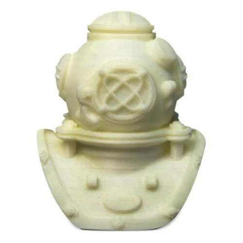 MakerBot MP01968 3D printing material ABS White 1 kg