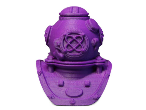 MakerBot MP02901 3D printing material ABS Purple 1 kg