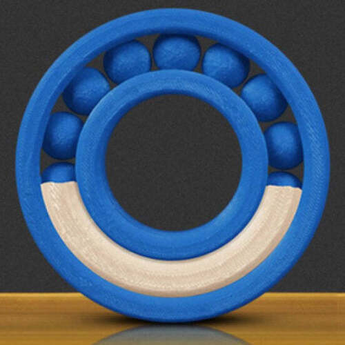 MakerBot MP05417 3D printing material Blue,White 1 kg