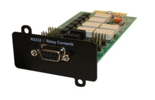 Eaton Relay Card-MS interface cards/adapter Internal Serial