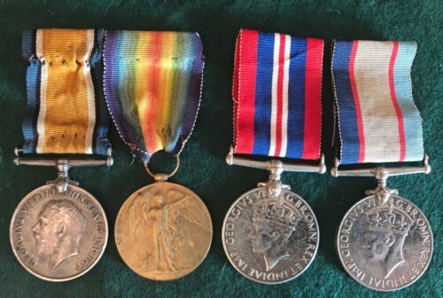 A WW1 and WW2 medal group to Williams - 28th Bn in WW1 came from Gosnells WA 1914 - 1918 (WWI) - 13962