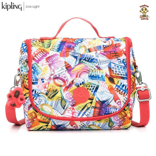 Kipling KICHIROU Lunch Bag Authentic (bought from the U.S.) and Brand New