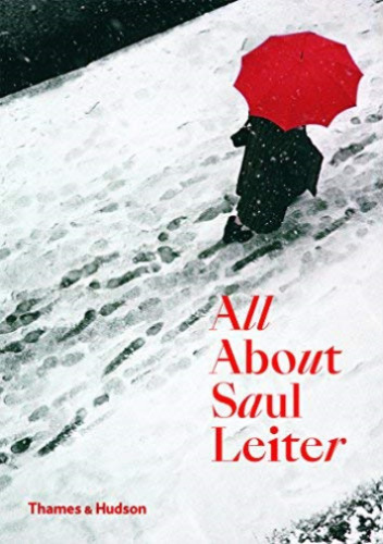 All About Saul Leiter BOOK NUOVO