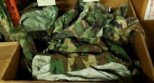 Military Issued Woodland Shirt/Blouse-12Uniforms - 104023