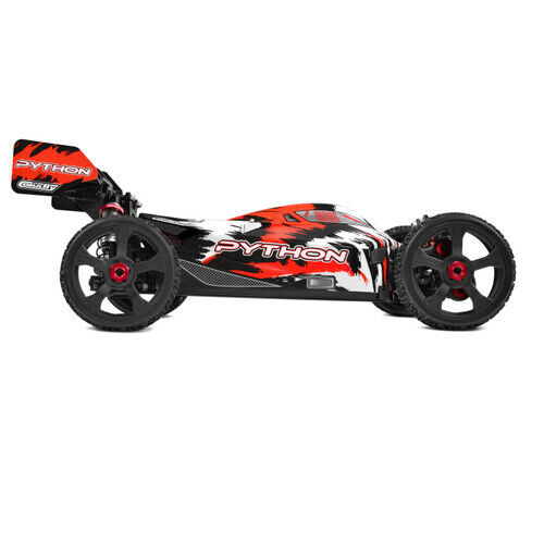 Team Corally - 2021 version PYTHON XP 6S - 1/8 Buggy EP - RTR - Brushless Power