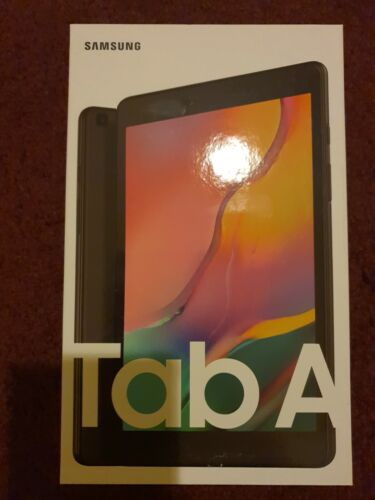 Samsung Galaxy Tab A (2019) SM-T290 32GB, Wi-Fi, 8in - Black