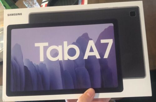 "Samsung Galaxy Tab A7 SM-T500 32GB, Wi-Fi, 10.4"" - Grey Brand NEW"