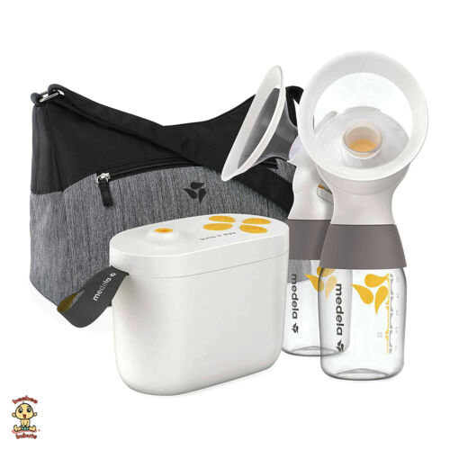 Medela Pump in Style with MaxFlow, Electric Breast Pump, 2020 version, 220Volts