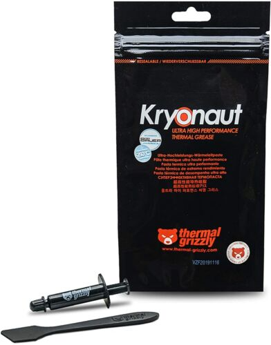 Brand New Thermal Grizzly Kryonaut Thermal Grease Paste *1.0 Gram* | New Au