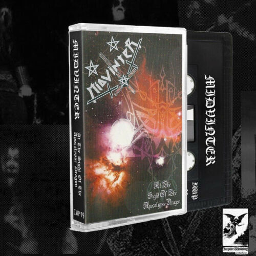 MIDVINTER - at the sight of the apocalypse dragon - TAPE