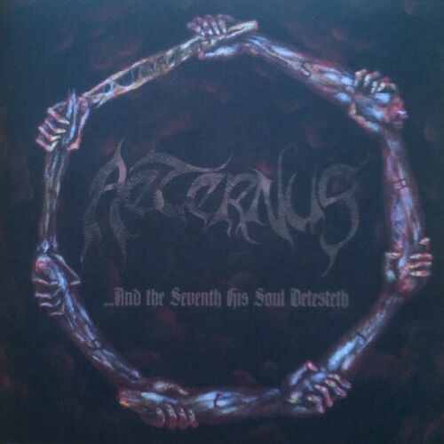 AETERNUS - and the seventh his... - GATEFOLD LP 20 - (Witching Hour Productions)