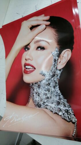 THALIA DESAMORFOSIS MEXICAN POSTER PROMOTIONAL 50 x 70 CMS NO CD