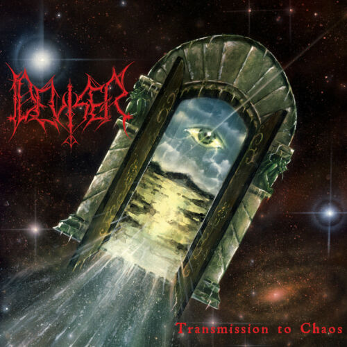 DEVISER - Transmission To Chaos - DIGICD 2020 - (Sleaszy Rider Records)