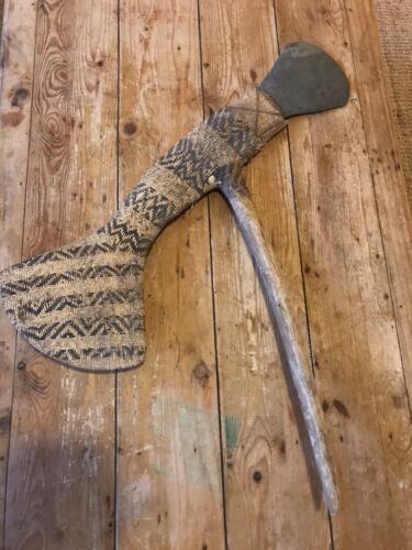 Collectable Old Papa New Guinea Mt Hagen Stone Axe