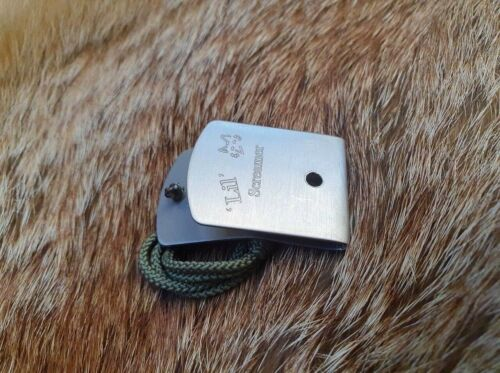 Silva Fox Whistle. Lil Screamer Model - The Latest from creation from Silva  Other Hunting - 383