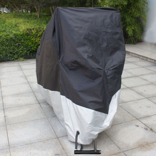 XL Large Motorcycle Cover Waterproof Motorbike Cover 190T polyester taffeta