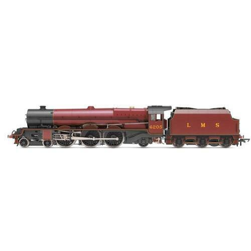 HORNBY LMS, PRINCESS ROYAL, 4-6-2, 6205 'PRINCESS VICTORIA' (WITH FLICKERING FIR