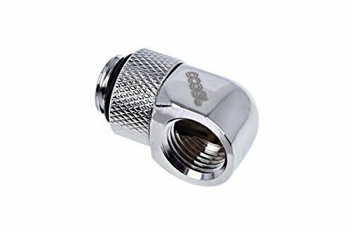 Alphacool 17249Silver Hardware Cooling Accessory Hardware Cooling Accessory 18
