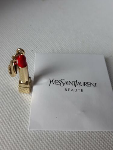 Bijou charms. Rouge pur couture . Ysl