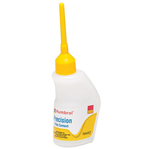 HUMBROL PRECISION POLY CEMENT GLUE 28ML - 63-PP