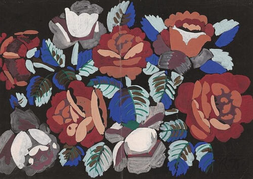 Raoul Dufy Cataloged Still Life with  Christie's Provenance