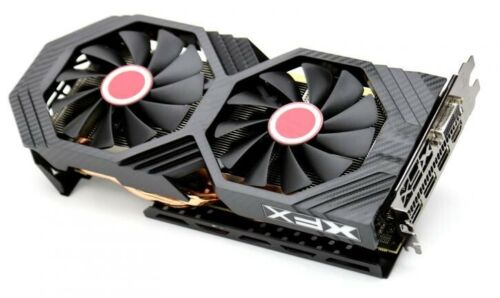 XFX RX 590 OC FATBOY 8GB EXCELLENT CONDITION GRAPHICS CARD
