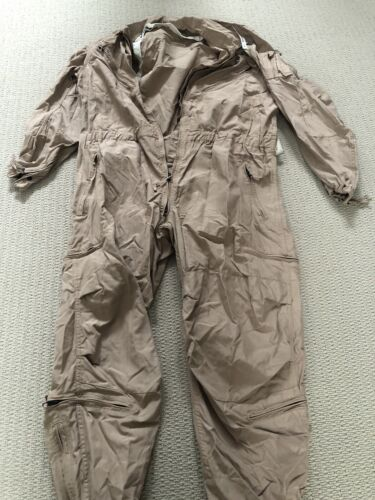 Armoured Vehicle Crewman Overalls Australian army Issue TanSurplus - 36075