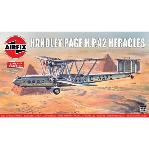 AIRFIX HANDLEY PAGE H.P.42 HERACLES - 58-03172V