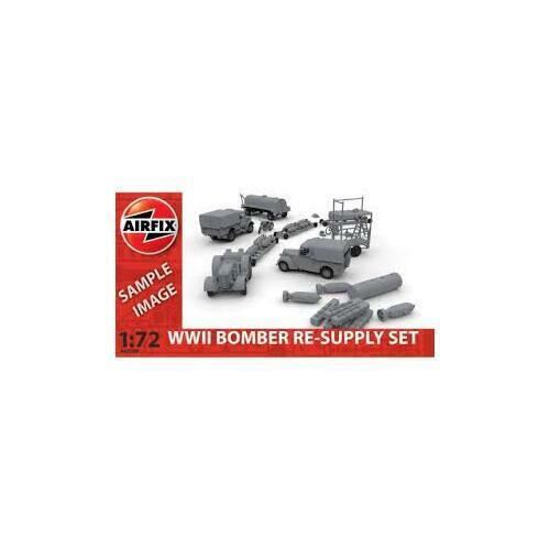 AIRFIX WWII BOMBER RE-SUPPLY SET - 58-05330