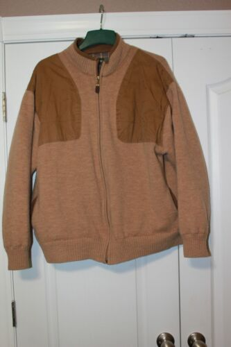 Orvis Foul Weather Sweater in  XXL wool/windproof lined fishing, hunting casual