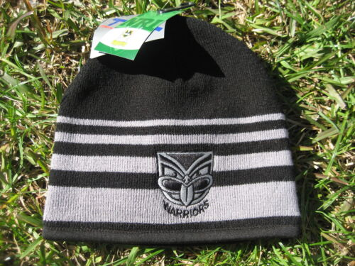 NRL NEW ZEALAND WARRIORS Beanie Official  w/tag -NEW!