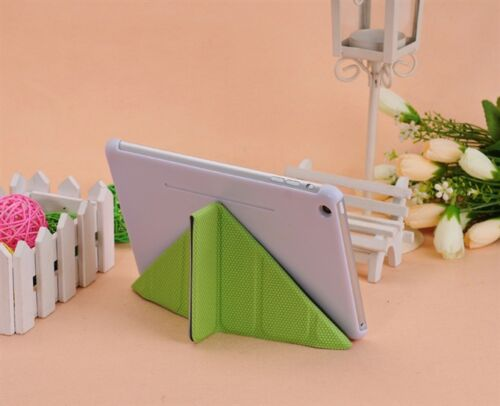 PU Leather Case Cover Stand For Mini i Pad*High Quality* +Free Screen Protector
