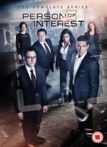 Person Of Interest : the complete Season series 1, 2, 3, 4 & 5 DVD Box Set R4