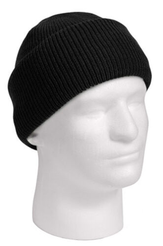 caeb9c44f45  23.92 CAD ROTHCO Synthetic Watch Cap with Gore-Tex Inner Liner - BLACK -  Made in USA
