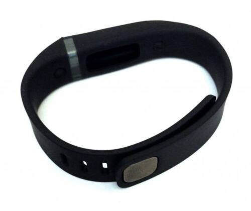Black Replacement Band For Fitbit Flex Wireless Bracelet With Clasp No Tracker