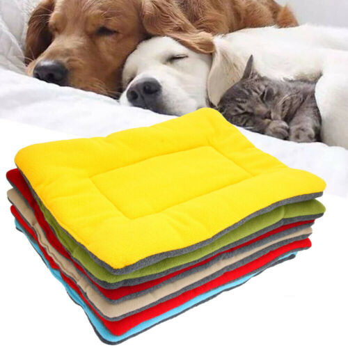 New Small Medium Extra Large Dog Pet Crate Kennel Warm Bed Mat Padding House