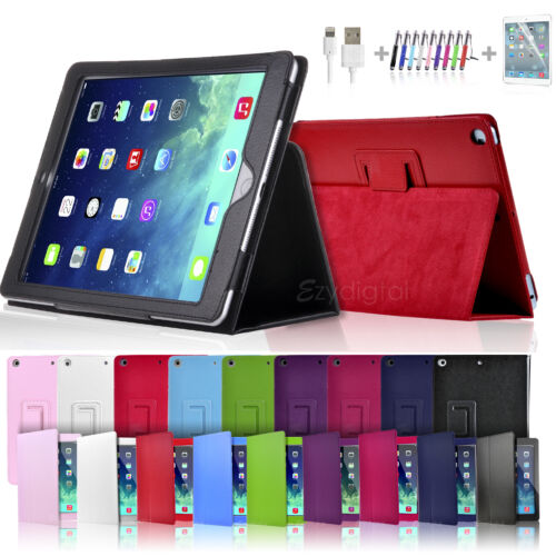 New Smart Flip Leather Case Cover for New  iPad Air 1st Gen