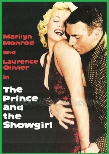 The Prince and the Showgirl (1957) - Marilyn Monroe, Laurence Olivier - NEW DVD