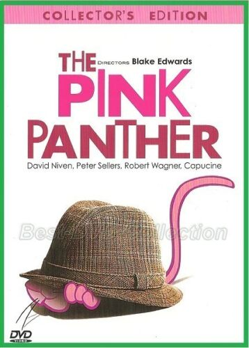 The Pink Panther (1963) - David Niven, Peter Sellers - NEW DVD