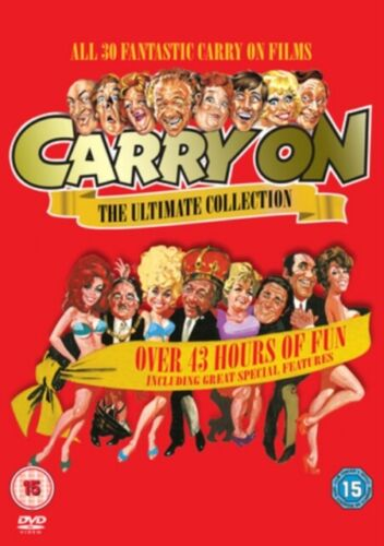 Carry On - The Ultimate Collection DVD Box Set 30 Films R2
