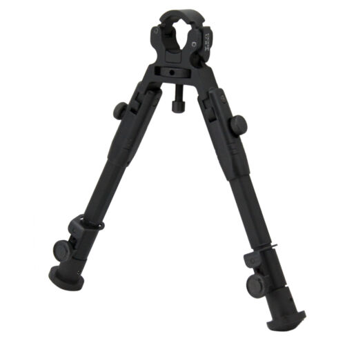 """CCOP USA 9"""" Quick Barrel Clamp-on Mount Adjustable Tactical Rifle Bipod BP-39SBipods & Monopods - 73959"""