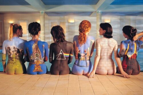 Pink Floyd Iconic Album Cover College Music Poster Print 24x36 inch