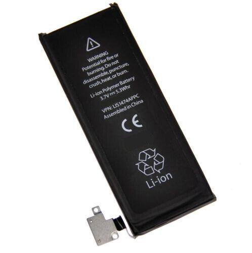 OEM 1430mAh Internal Replacement 3.7V Li-ion Battery For All iPhone 4S 4GS A1387