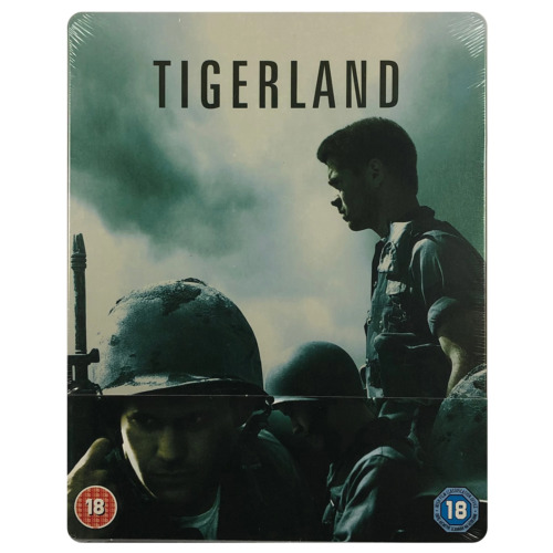 Tigerland Steelbook Blu-Ray **Region Free**