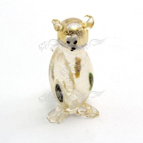 Sculpture Collection Cat Murano Glass Made in Italy