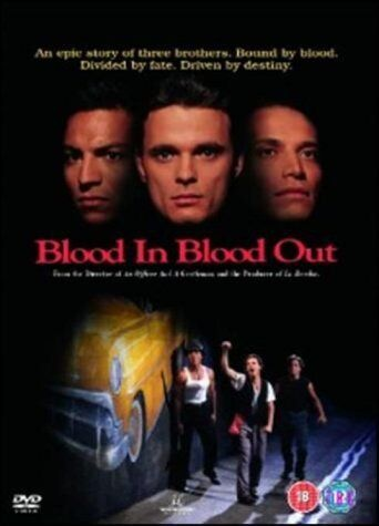 Blood In Blood Out DVD R4 New Sealed